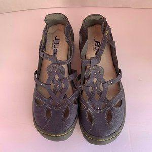 JBU by Jambu Grey Shoes Size 6.5